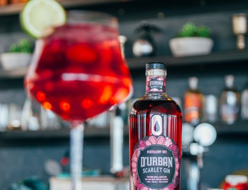 Introducing New D'Urban Scarlet Gin
