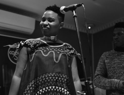 Josie Matabola In Concert @ The Jazzy Rainbow