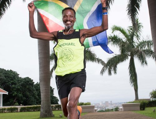 Durban Man Selected For London Marathon