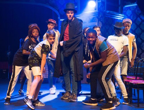 The New Revitalised Young Performers Production