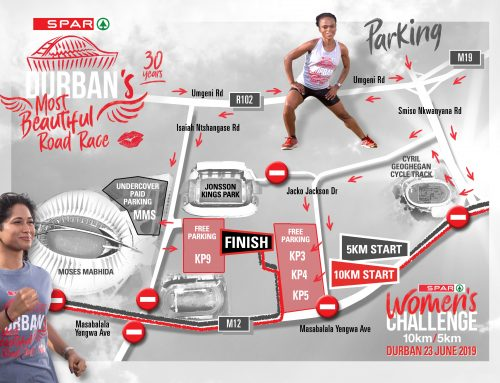 Road Closures And Parking For SPAR Women's Challenge