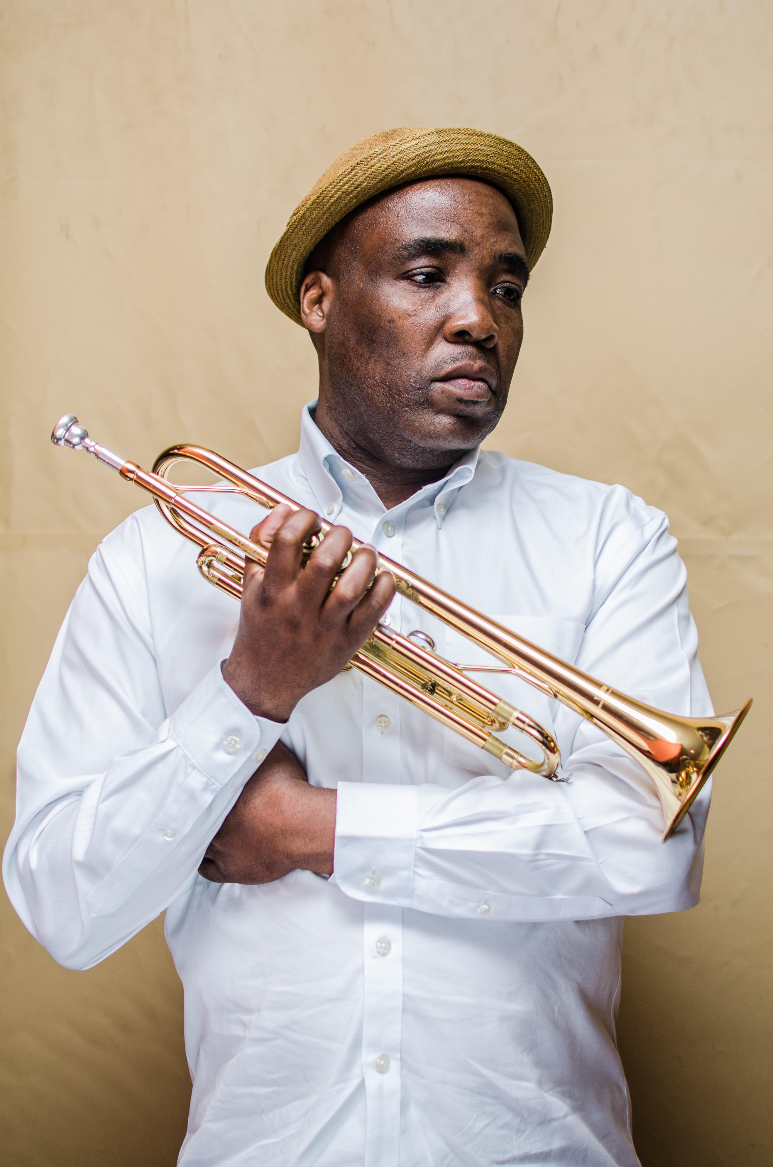 Trumpeter Lungani Gumede @ The Rainbow