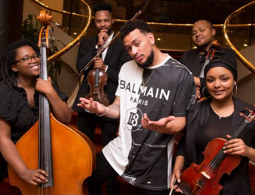 AKA And KZN Philharmonic In Concert