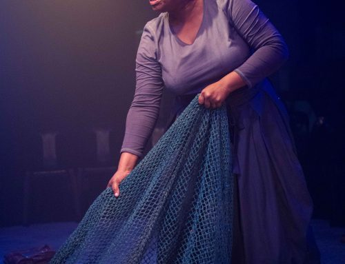 Review for Empatheatre's Lalela Uhwande by Jean van Elden