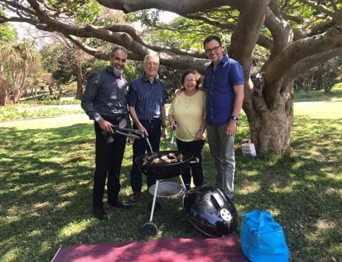 Braai In The Park