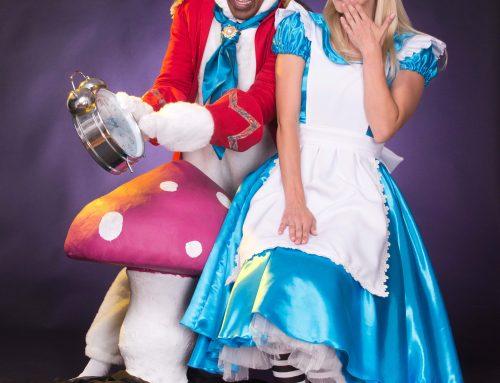 KickstArt's Alice in Wonderland