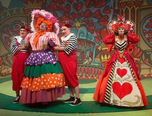 Alice In Wonderland Review By Chris Sutton (The RatLine)