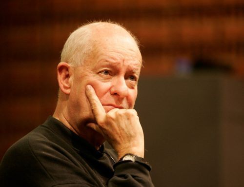 A VIRTUAL HUG FROM Pieter-Dirk Uys