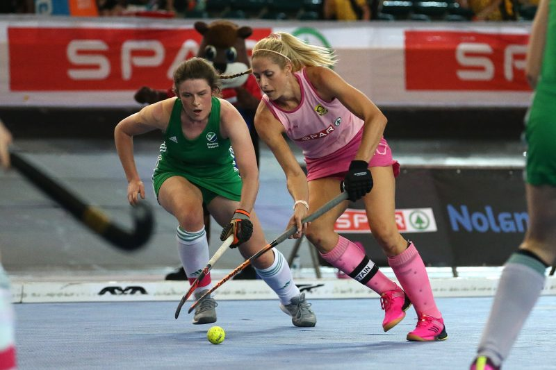 Cindy Hack vs Ireland