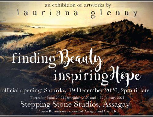 Finding Beauty, Inspiring Hope – POSTPONED