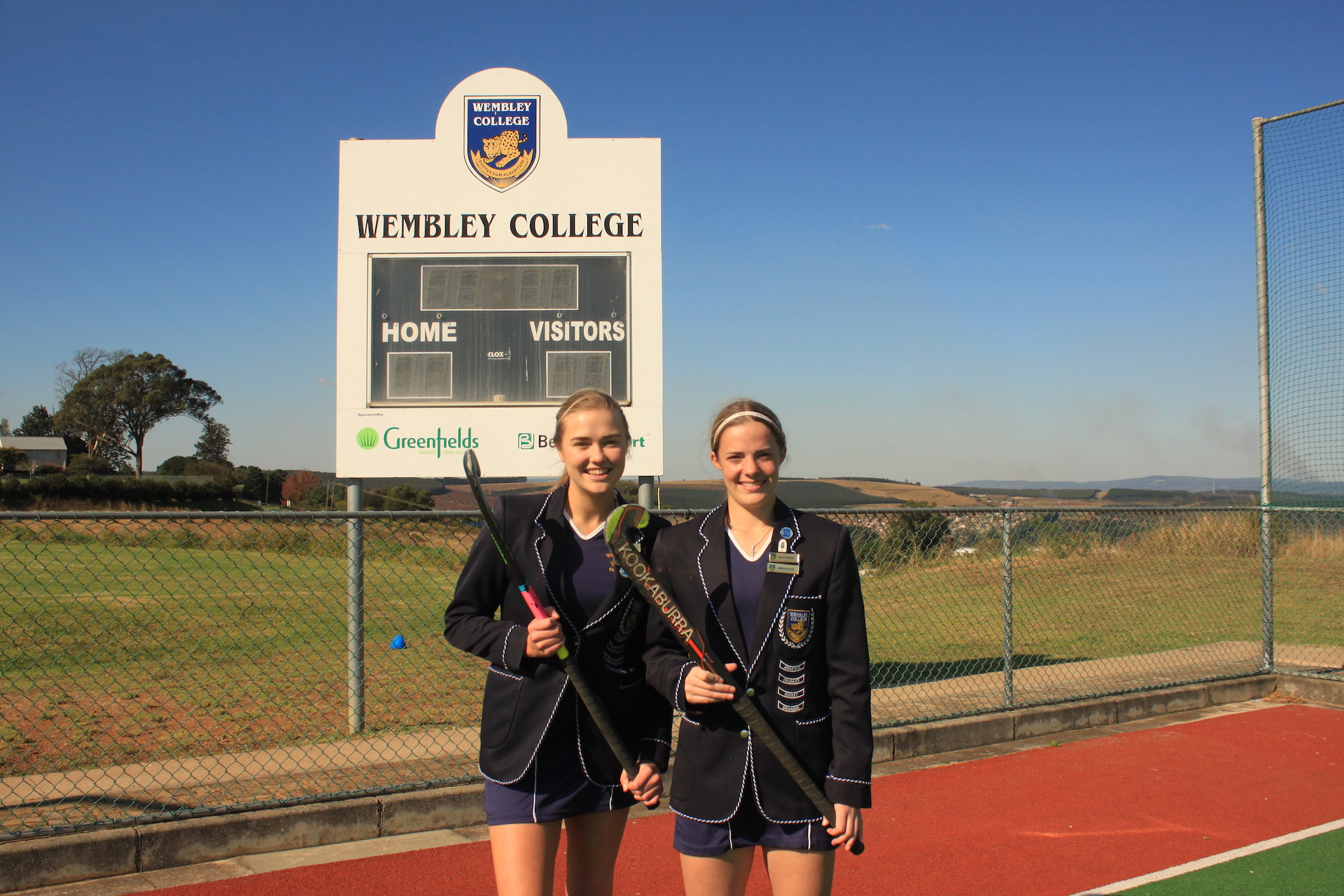 SPAR KZN Hockey Heads To Wembley College