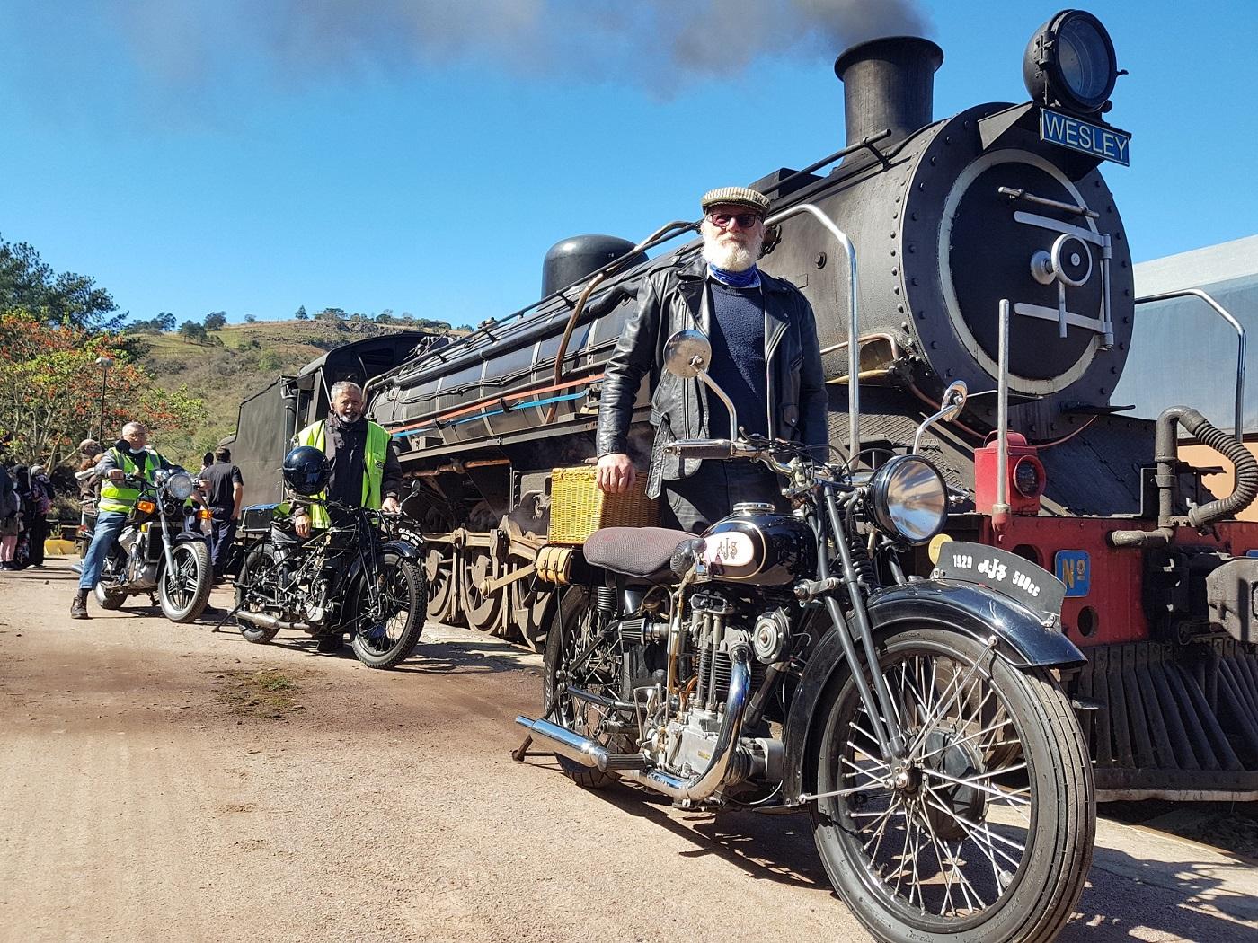 Umgeni Steam Train: Heritage In Motion